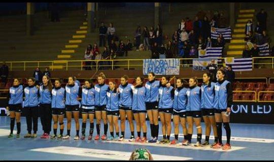 Uruguay se metió en semifinales del Panamericano Femenino
