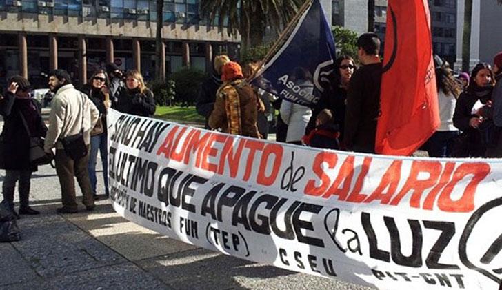 PIT-CNT acusó al gobierno uruguayo de violar negociación