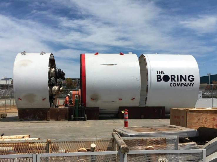 Elon Musk quiere construir un túnel de Nueva York a Washington