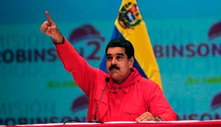 Maduro ofreció medios públicos para candidatos a la Constituyente