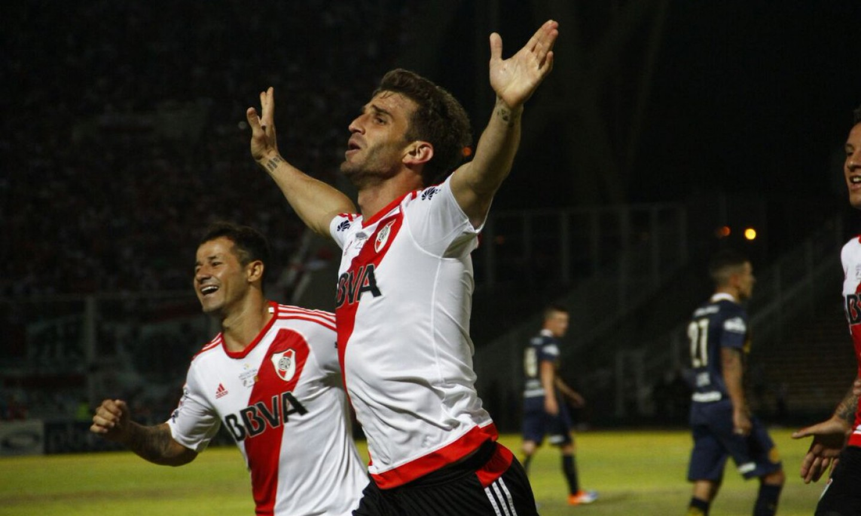 Iván Alonso rescinde contrato con River Plate