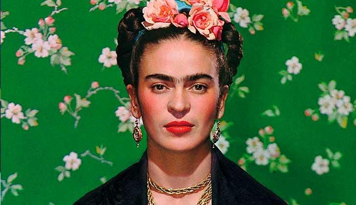 Recordamos a Frida Kahlo a 110 años de su natalicio