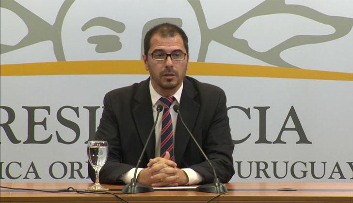 """Prosecretario de la Presidencia: """"Gobierno de Cercanía es llevar el valor de la democracia"""". Foto: Presidencia"""