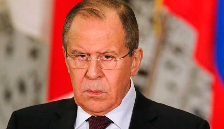 """Canciller ruso: """"La política exterior de Rusia en Siria apunta a evitar a que se repita lo que pasó Irak"""". Foto: Sputnik/ TASS"""