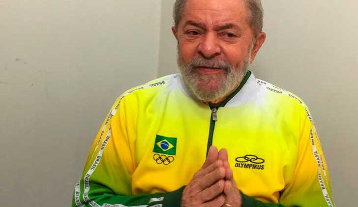 Cuentas de Lula son congeladas