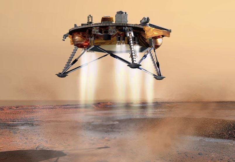 NASA declaró no tener presupuesto para llevar humanos a Marte
