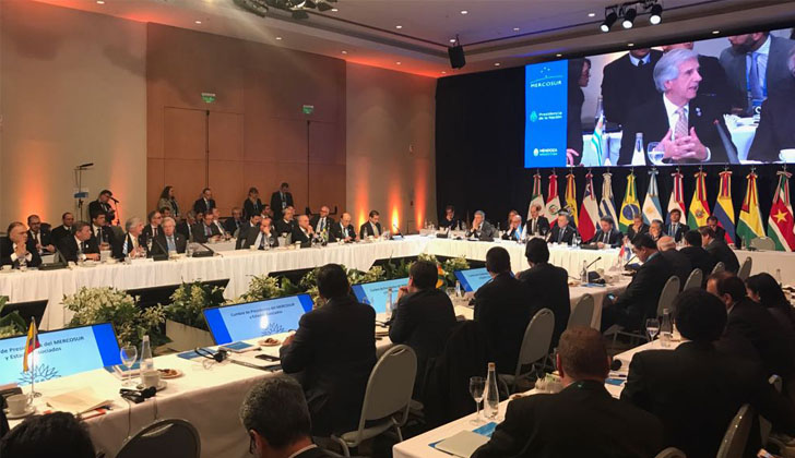 Mercosur daría un ultimátum a Venezuela
