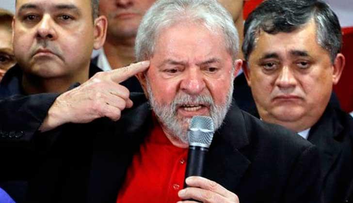 Presidenciales 2018: Lula inició su caravana por el nordeste de Brasil