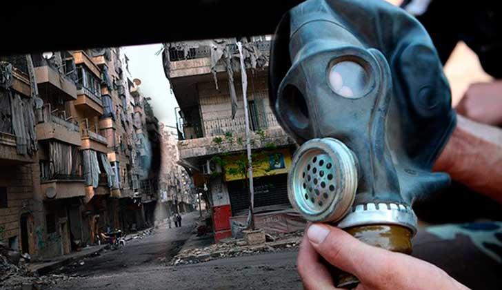 Londres desmiente envío de armas letales a bandos del conflicto en Siria