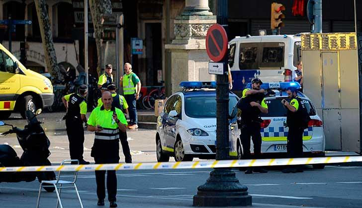 EI reivindica segundo atentado en Barcelona