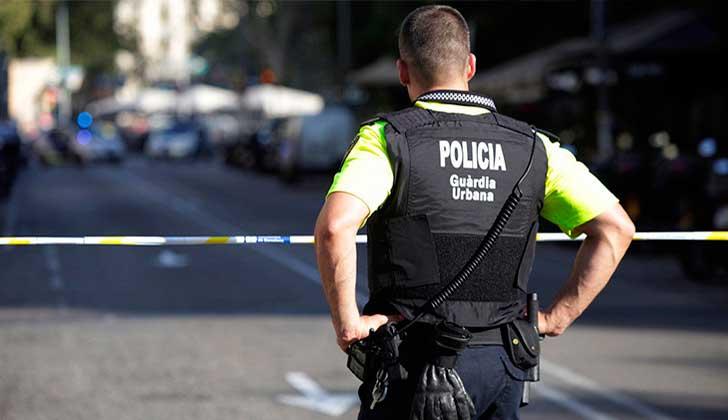 Policía catalana confirmó que fue abatido el autor del atentado en las Ramblas.