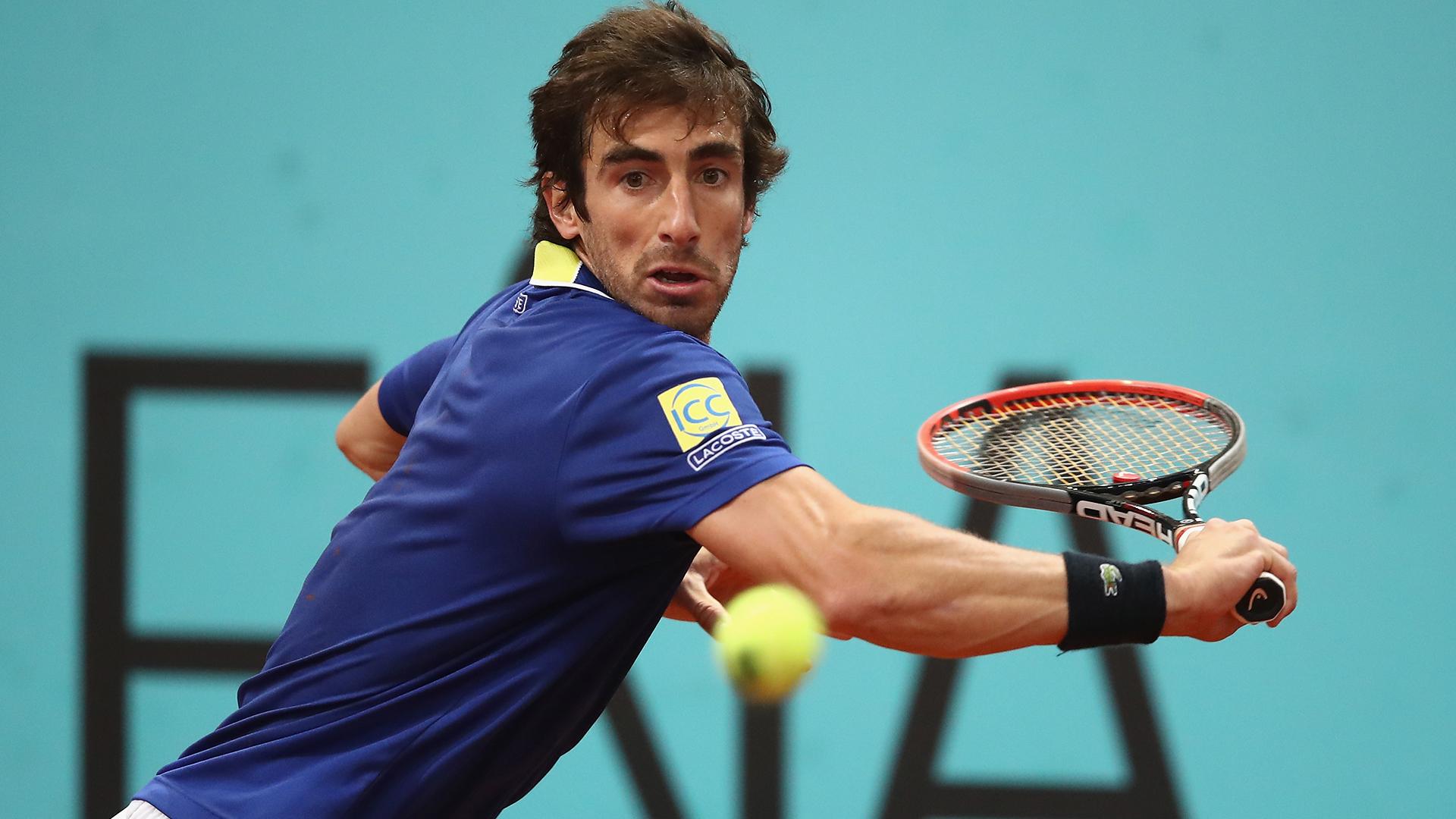 Hans Podlipnik avanzó a su primera final ATP en Kitzbuhel