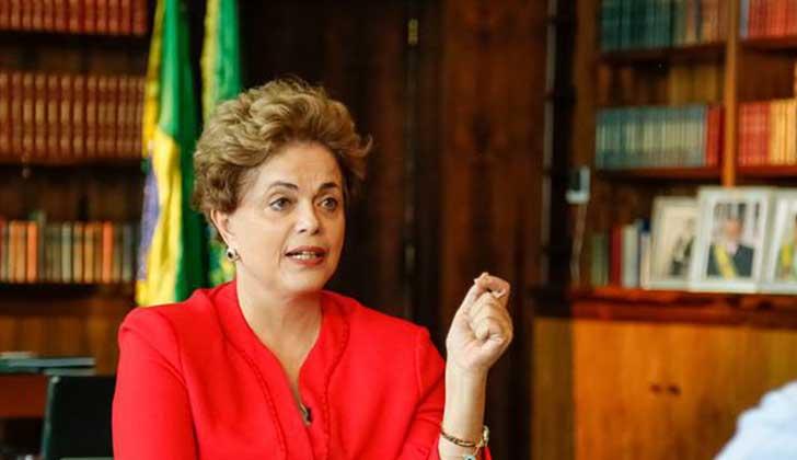 """Dilma Rousseff: """"La visión que se divulga sobre Venezuela es irresponsable"""". Foto: archivo Facebook Dilma Rousseff"""
