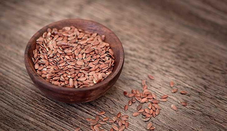 Seis razones para consumir semillas de lino. Foto: Pixabay