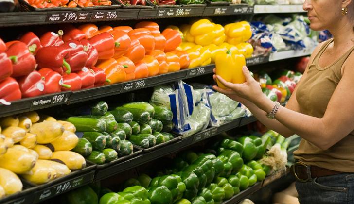 Precios al consumidor caen 0,05% en julio
