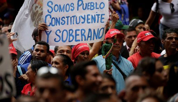 Venezuela acusó de
