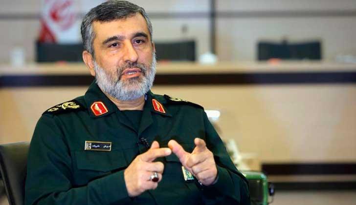 Irán dice haber construido el