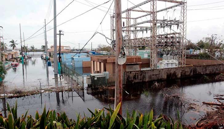 Puerto rico teme una crisis humanitaria tras el paso del - Puerto rico huracan maria ...