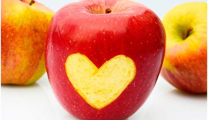 Ocho alimentos que favorecen la salud del corazón. Foto: Pixabay