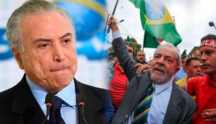 Expresidente Lula da Silva: No han encontrado nada para juzgarme