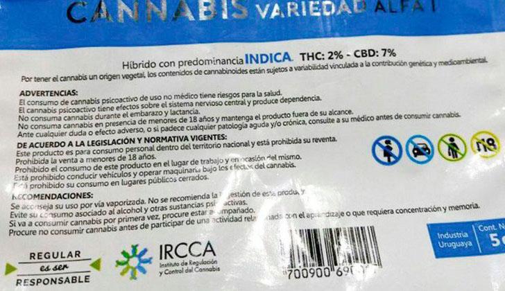 Gobierno habilitará la venta de marihuana en nuevos establecimientos