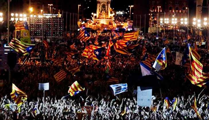 Autoridades de Cataluña piden mediación internacional
