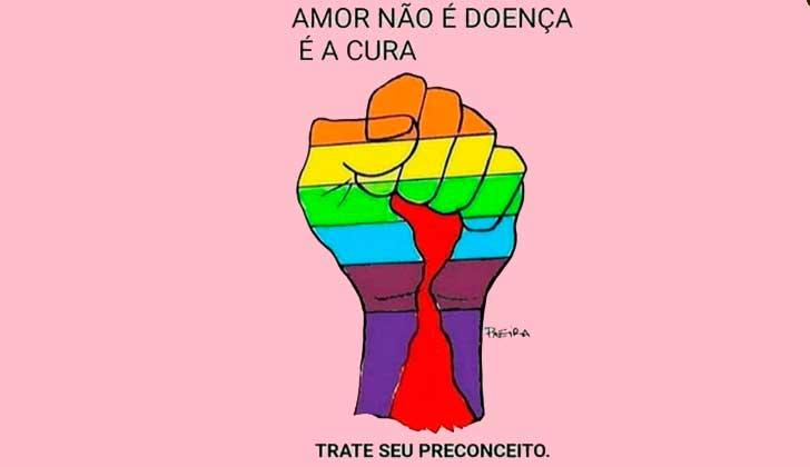 Brasil autorizó a tratar la homosexualidad como una enfermedad