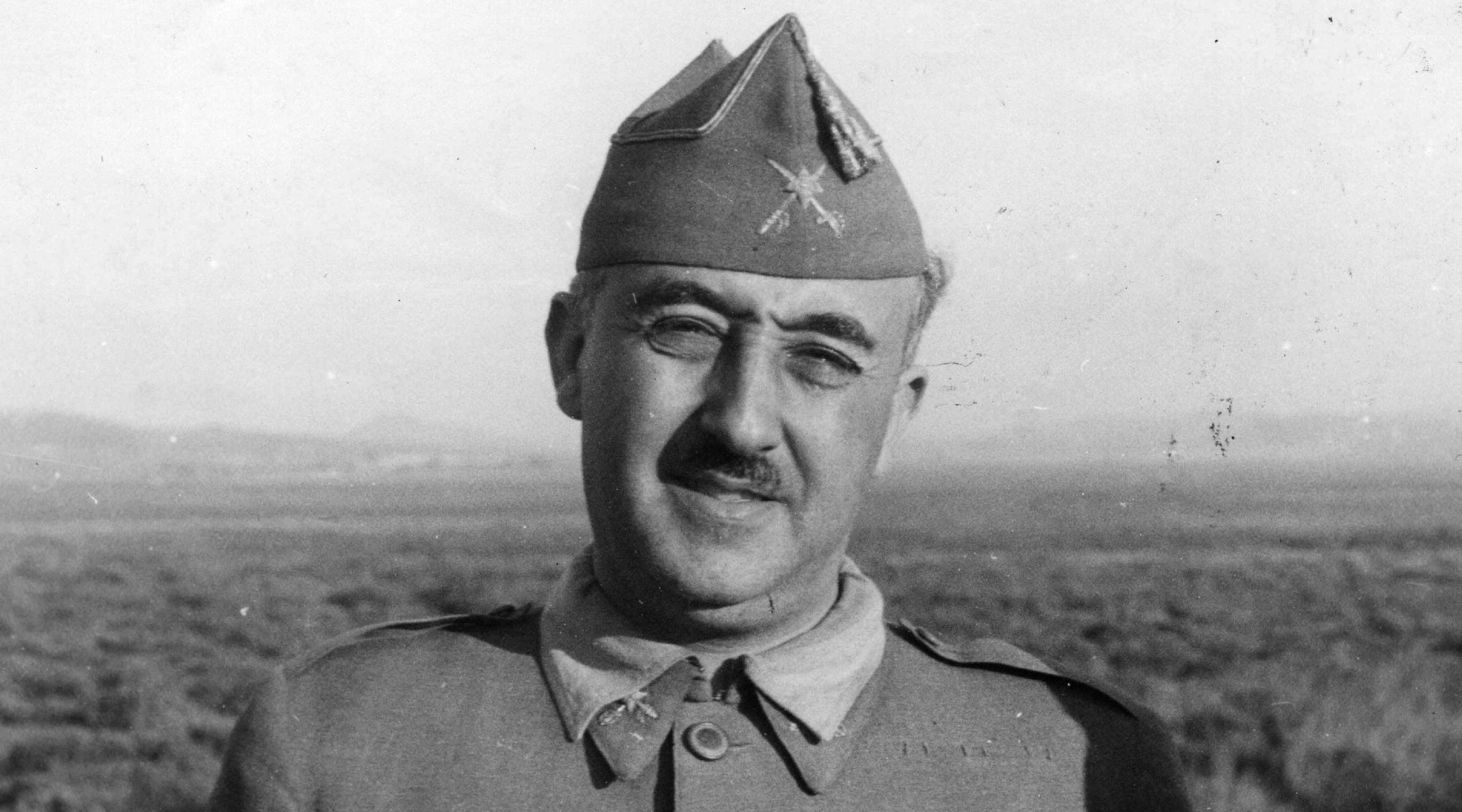 Francisco Franco, dictador de España entre 1939 y 1975. Foto: Wikimedia Commons