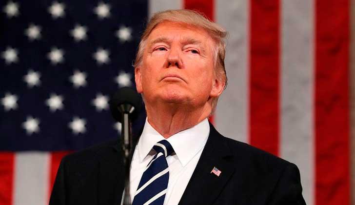 Trump incluye a Venezuela y Corea del Norte en su veto migratorio .