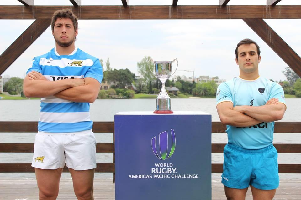 Argentina XV, bicampeón del Americas Pacific Challenge