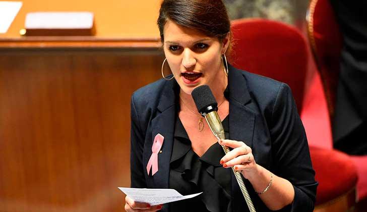 Francia busca penalizar el acoso sexual callejero. Foto: AFP