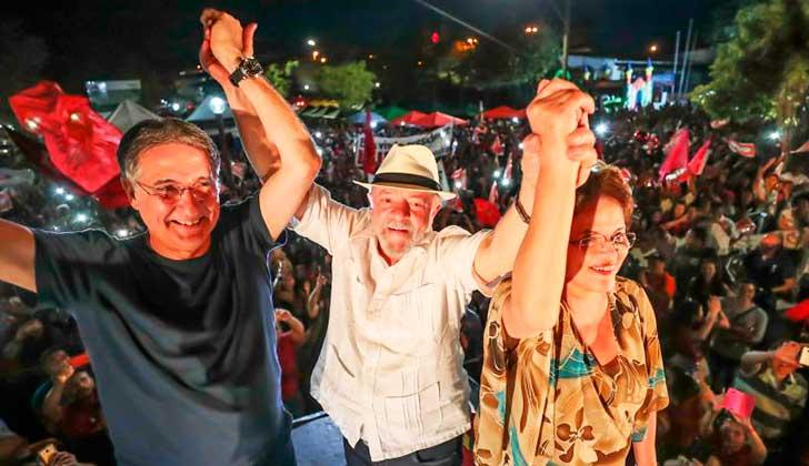 Lula sigue liderando las encuestas de cara a las elecciones de 2018