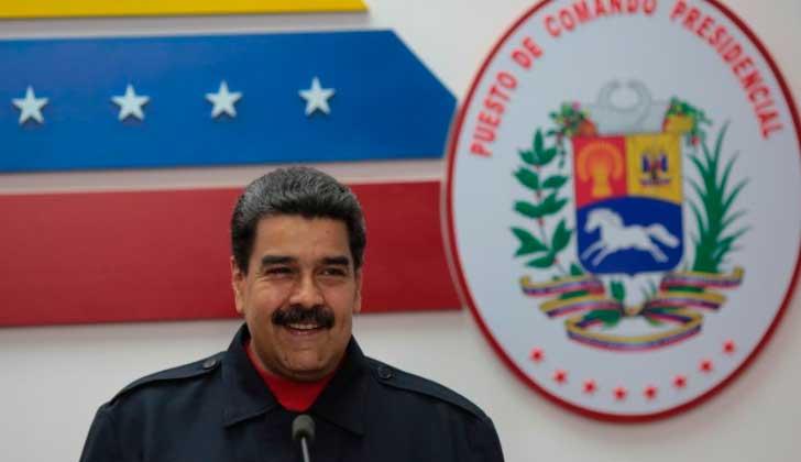 """Nicolás Maduro: """"El proceso electoral ha sido un éxito""""."""