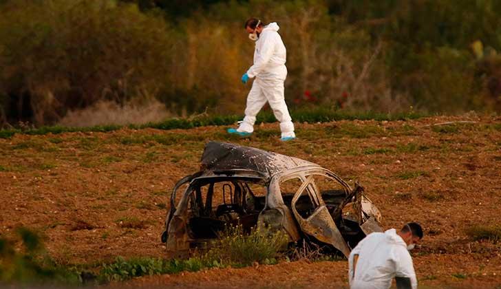 Asesinan en Malta a una periodista de los Papeles de Panamá.