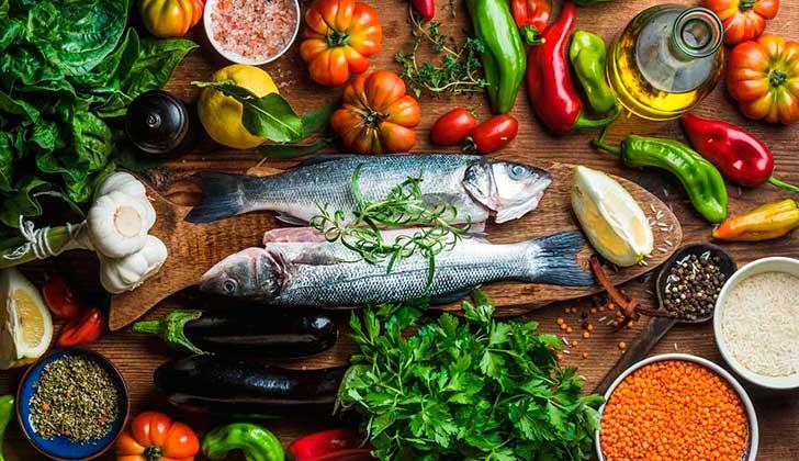 Alimentos que ayudan a mejorar la actividad cerebral y la memoria.