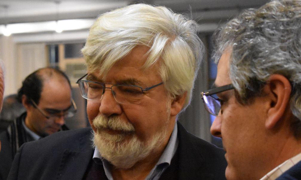 Eduardo Bonomi, ministro del Interior. Foto: Carlos Loría - LARED21