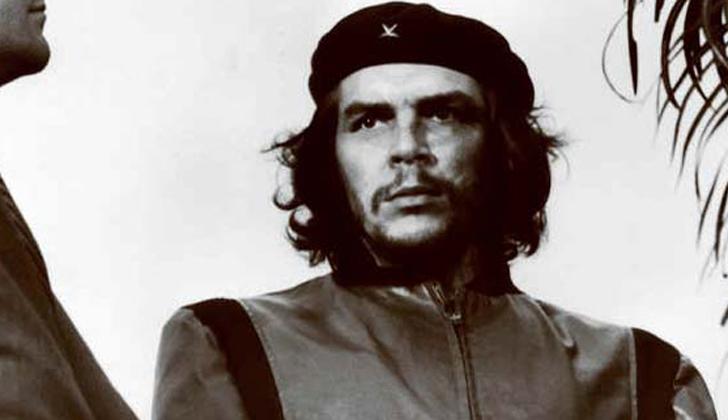 Foto que el reconocido fotógrafo, Alberto Korda, tomó al Comandante Ernesto Che Guevara, y que luego se conoció como la imagen más reproducida en la historia de la fotografía.