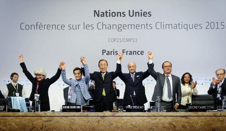 Nicaragua firma el Acuerdo de París y se compromete a cumplirlo