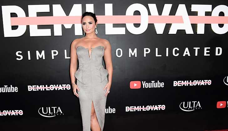"Demi Lovato sobre su adicción a las drogas: ""O estaba drogada o pensaba en consumir""."