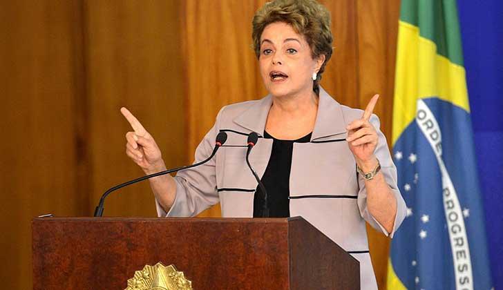 """Defensa de Rousseff solicitará la anulación del impeachment ante """"nuevas pruebas"""" de que fue un proceso """"ilegal e inmoral"""" de Cunha. Foto: Wikicommons"""