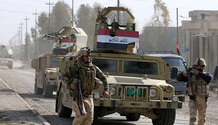 """Fuerzas kurdas: """"El ataque a Kirkuk del Ejército de Irak es una declaración de guerra""""."""