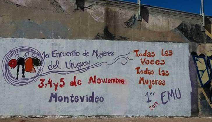 Este fin de semana tendrá lugar el 1er. Encuentro de Mujeres del Uruguay.