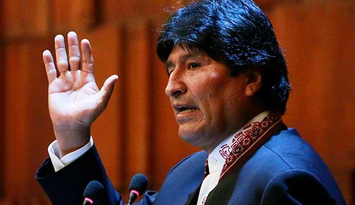 Oficialismo y oposición llevan a la OEA la disputa por la posible reelección de Evo Morales.