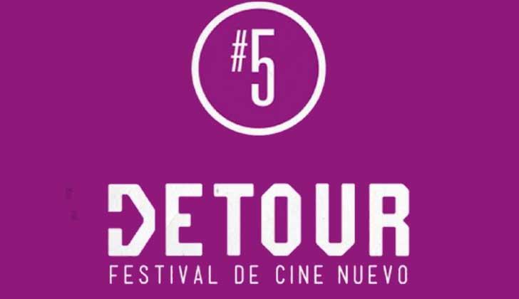 """Se viene la 5ta. edición de """"DETOUR: Festival de Cine Nuevo""""."""