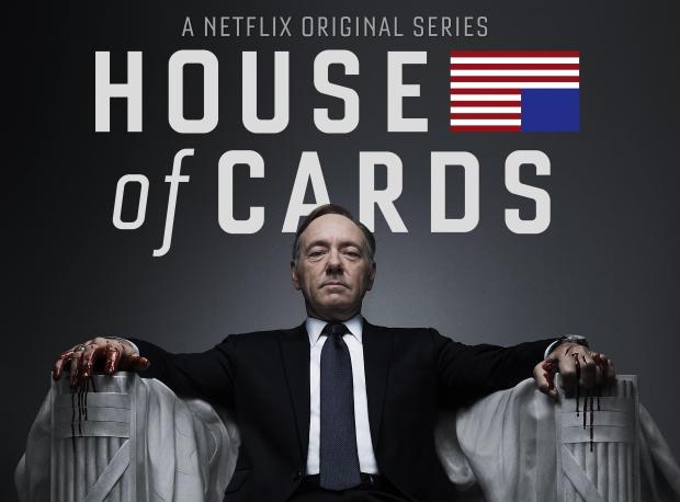 """Netflix anuncia el fin de """"House of Cards"""" tras el escándalo de Kevin Spacey."""