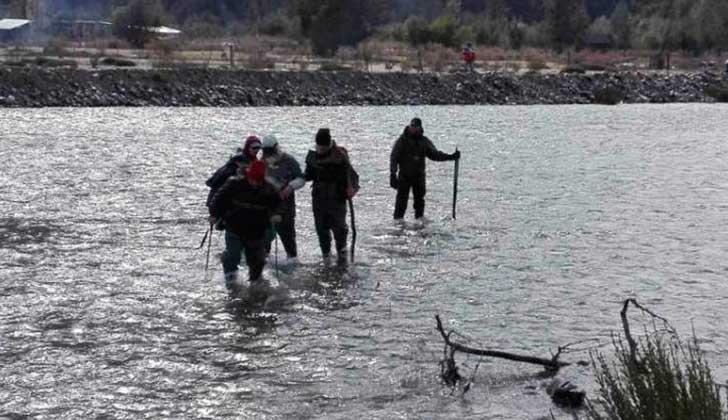 Lo que se sabe hasta ahora de la aparición del cuerpo en el Río Chubut.