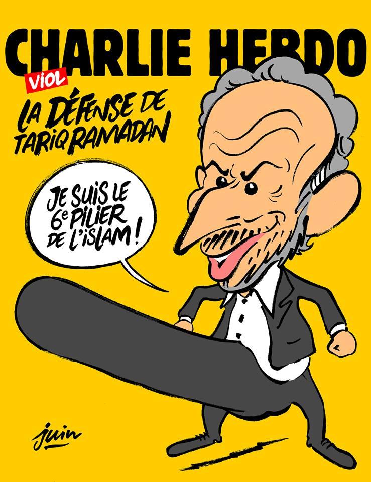 La revista Charlie Hebdo es amenazada de muerte de nuevo