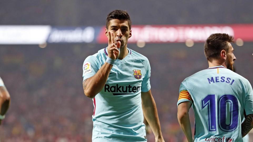 El Barcelona de Messi goleó a Leganés y sigue liderando la liga