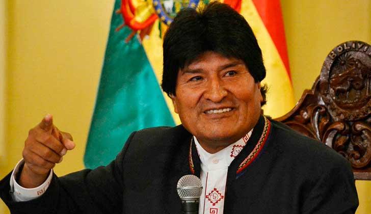 El Tribunal Constitucional de Bolivia habilita una nueva candidatura de Evo Morales en 2019.
