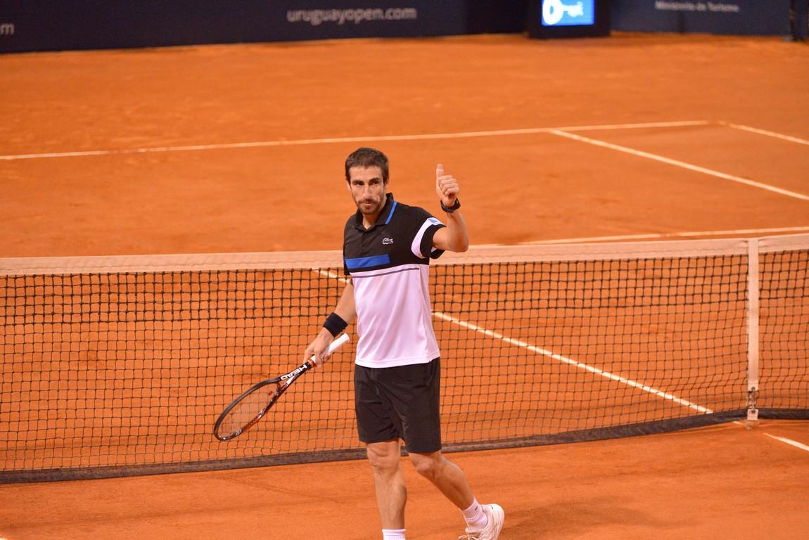 Challenger de Montevideo: Kicker ganó en sets corridos y es semifinalista